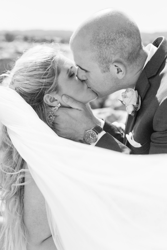 Corey and Anastasia's Lake Michigan wedding